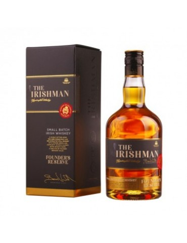 WHISKY THE IRISHMAN BLEND