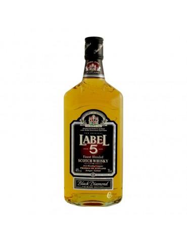 LABEL 5 - 70CL