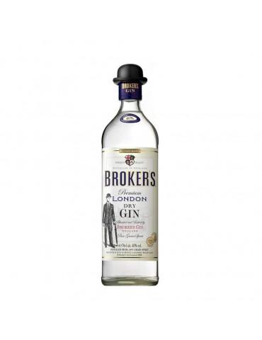 BROKER'S GIN 47%