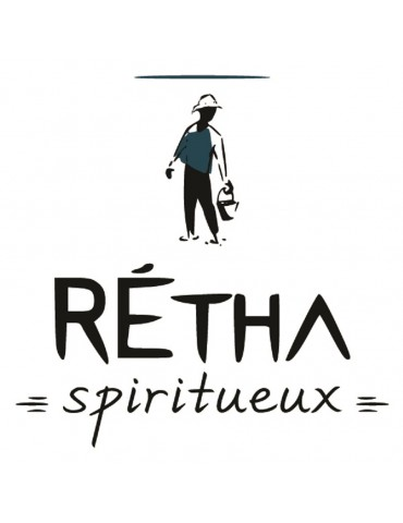 RETHA LA BLANCHE VODKA