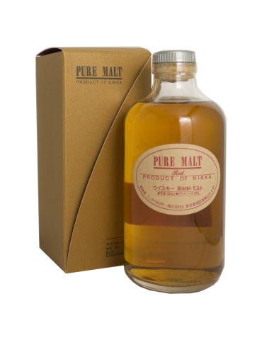 NIKKA RED - PURE MALT
