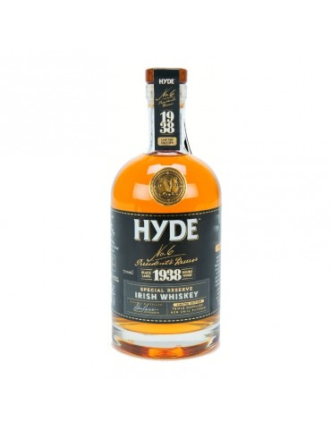 HYDE N°6 SHERRY FINISH