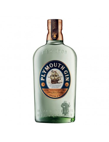 PLYMOUTH GIN 41.2°