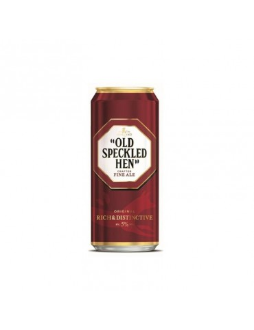 OLD SPECKLED HEN 24X50CL