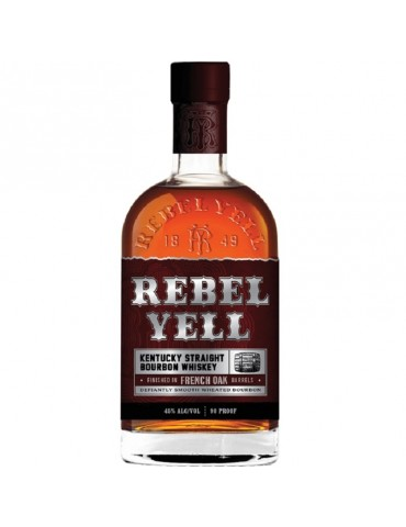 REBEL YELL FRENCH CASK